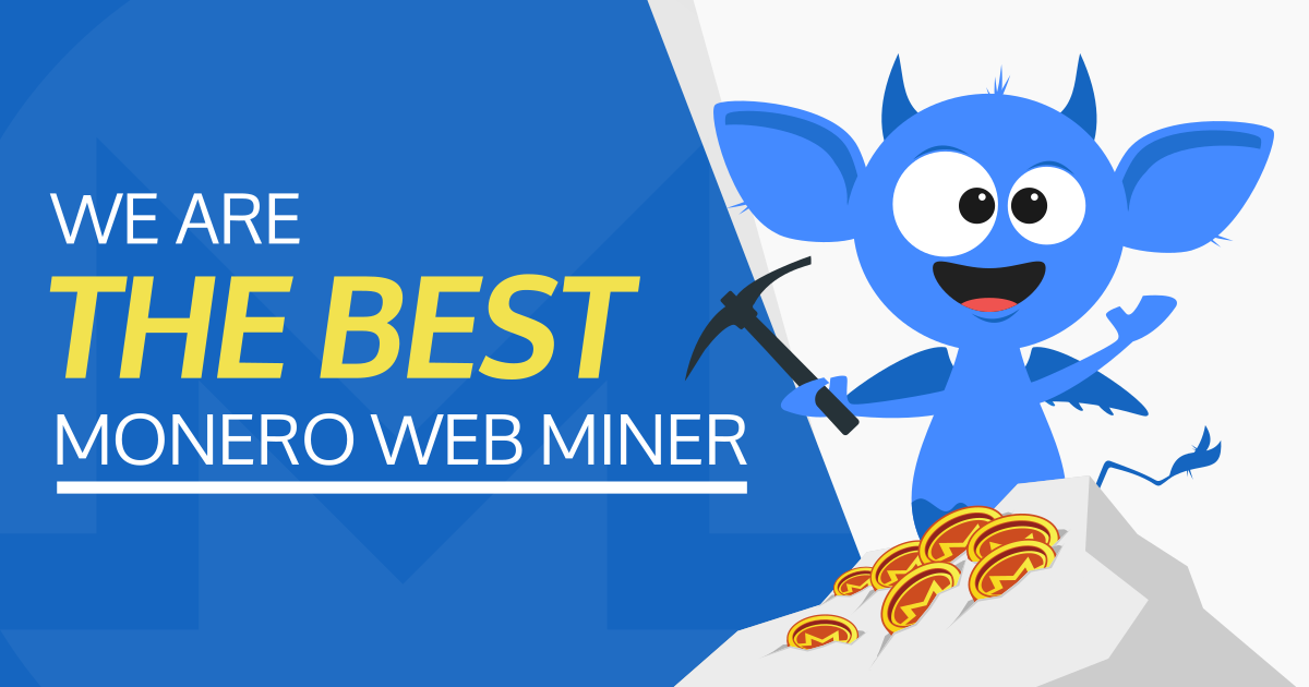 CoinIMP 0% fee JavaScript Mining, Browser Mining, Browser Miner
